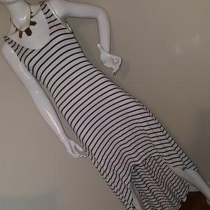 Sale $15 Bebe stripped dress